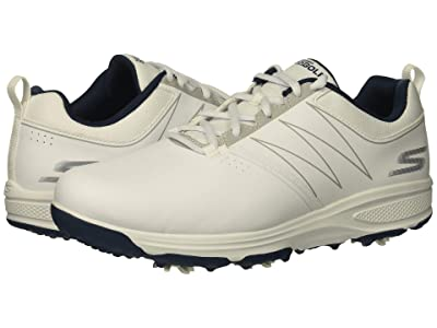 Skechers GO GOLF Torque (White/Navy) Men