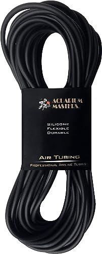 Aquarium Masters 50FT Black Airline Tubing, Black