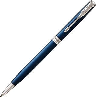 パーカー ボールペン スリム 油性 ソネット ブルーラッカーCT 1950890 正規輸入品