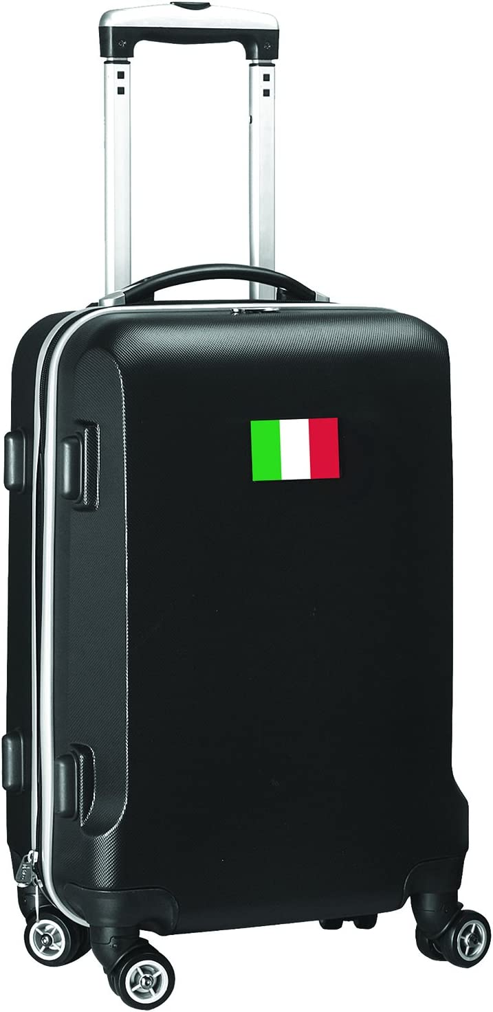 Countries of World Soccer 授与 入手困難 Carry-On Bla Hardcase Spinner Luggage