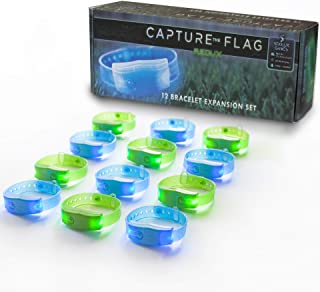 Capture the Flag REDUX - Bracelet Expansion Set: Allow up to 16 Additional Players