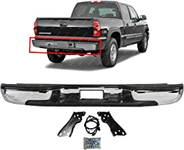 Best chevy silverado 2005 bumper Reviews
