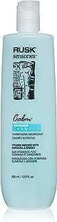 Rusk Sensories Calm Nourishing Shampoo, Guarana And Ginger, 13.5 Fl Oz