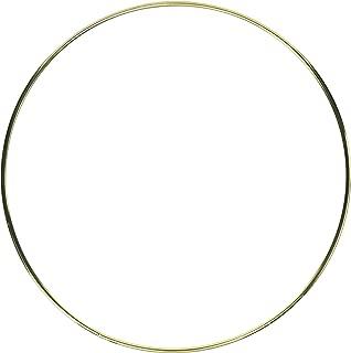 Darice Gold Metal Ring, 14-Inch