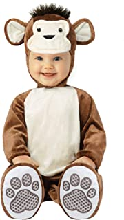 XXOO Toddler Baby Infant Little Monkey Christmas Dress up Outfit Costume 90CM (10-12 Months) 43224-12750