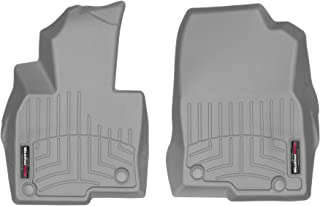 WeatherTech Custom Fit FloorLiner for Mazda CX-5-1st Row (Grey)