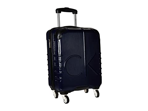 "Ck-526 Islander 19"" Upright Suitcase, Navy"