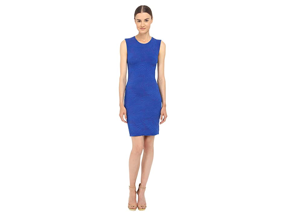 ZAC Zac Posen Patty Dress (Ocean Blue) Women