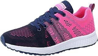 a0b713c8 Zapatillas de Deporte para Mujer Otoño 2018 PAOLIAN Zapatos de Cordones  Plano Dama Casual Deportivo Cómodo