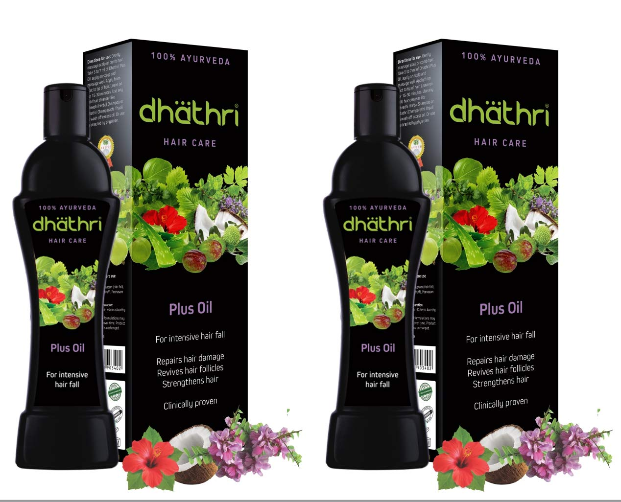 Dhathri Hair Care Plus herbal 100ml oil 67% OFF of fixed Be super welcome price