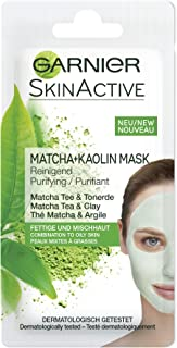 Garnier Rescue Face Mask Matcha