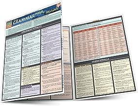 Common Grammar Pitfalls & Mistakes (Quick Study Academic)