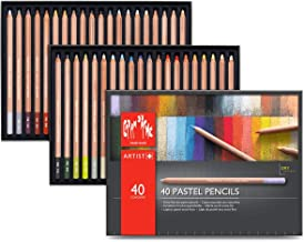 Caran D'ache Set of 40 Pastel Pencils (788.340)
