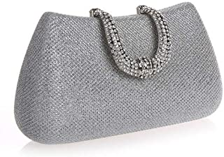 LHKFNU New Design Evening bags Party Bags Wedding Handbag Diamond Clutch Messenger Purse Chain Shoulder Bag Purse
