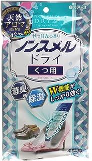 【まとめ買い】ノンスメルドライ くつ用 せっけんの香り 4個入り【×3袋】