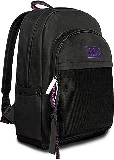 GLJ Fashion Trend Backpack Versatile School Bag Campus Student Backpack Backpack (Color : Black)