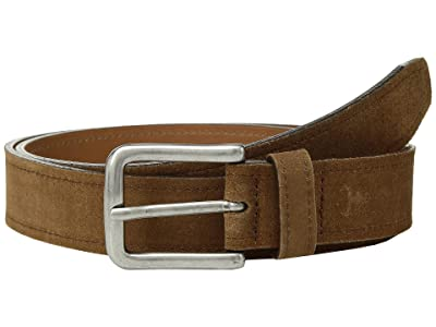 Trask Sutton Belt (Snuff Suede) Men