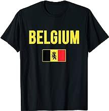 belgium t shirt