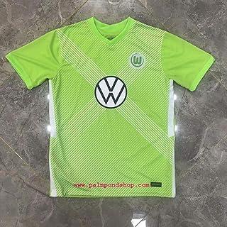 ZA VFL. Wolfsburg Home Soccer Jersey Trikot 2020-2021 Size S