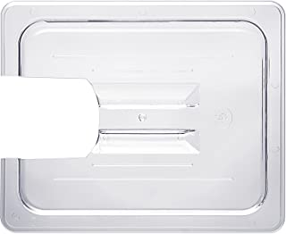 C10L-PCR Lid for LIPAVI C10 Sous Vide Container, with cut-out for the PolyScience Creative immersion circulator