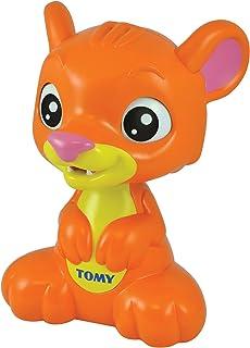 TOMY Peek A Boo Lion Cub E72031 Orange