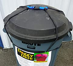 Doggy Dare Trash CAN Lock fits 33 Gallon Trash cans