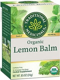 Organic Lemon Balm Tea - 16 Bags