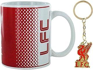 Tazza da viaggio con manico ufficiale Liverpool FC Executive
