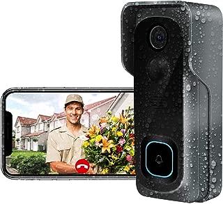 camera doorbell installation