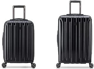 DELSEY Paris Titanium DLX 2-Piece Spinner Luggage Set...
