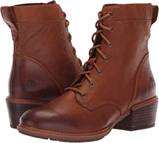 Timberland Women's Sutherlin Bay Mid Lace Boot Fashion