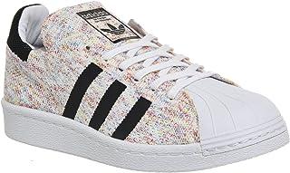Marque populaire adidas Originals Blanc Superstar Dlx Cuir