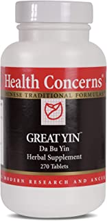 Best health concerns great yin Reviews