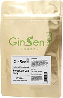 GinSen Long Dan Cao Tang Helps with Liver Heat, Stress,