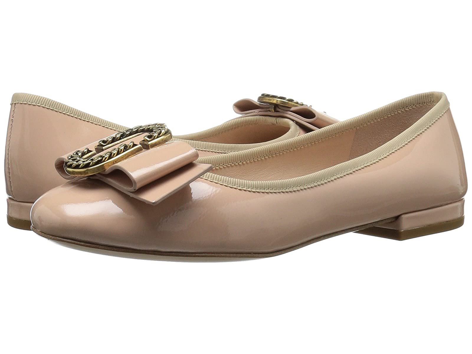 Marc Jacobs Interlock Round Toe BallerinaCheap and distinctive eye-catching shoes