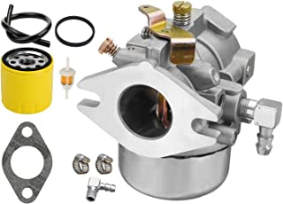 LEIMO New Carburetor Carb + Oil Filter for Kohler Magnum and K-Twin Engines Including M18 MV18 M20 MV20 KT17 KT18 KT19 52-053-09 52-053-18 52-053-28