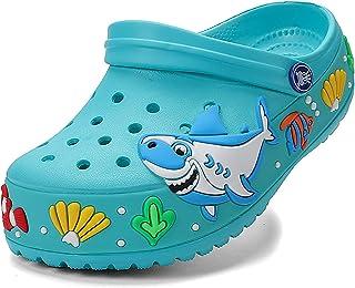 Kids Clogs Shoes Boys Girls Garden Shoes Little Kid...