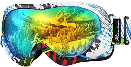 Best girls snowboarding goggles Reviews