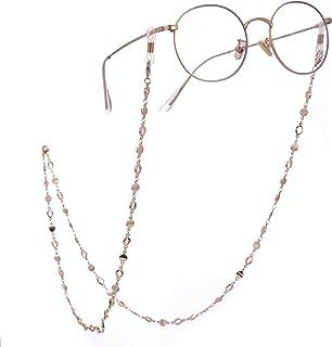 4924e6df40 TEAMER - Correa para Gafas de Lectura (Cadena y cordón para Mujer), diseño