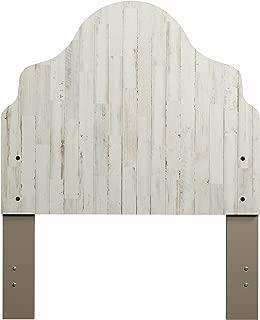 Sauder Eden Rue Headboard, Twin, Painted Plank finish