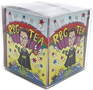 RBG Tea: Ruth Bader Ginseng (Ginsburg) Lemon Green Tea - PoliTEAcal. (20)