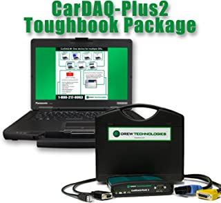 CarDAQ-Plus 2 OE Diagnostics and Programming Toughbook Dealer Package Drew Tech