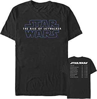 Star Wars: The Rise of Skywalker Men's Movie Premieres T-Shirt