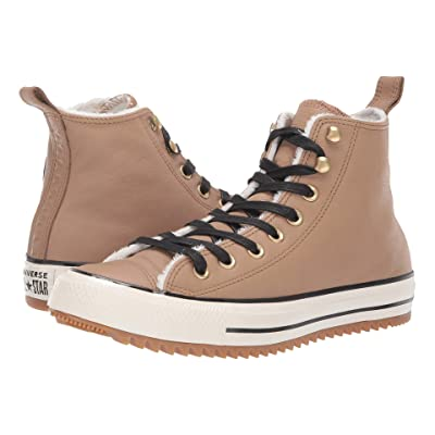 Converse Chuck Taylor All Star Hiker Boot Hi (Teak/Black/Natural Ivory) Lace up casual Shoes