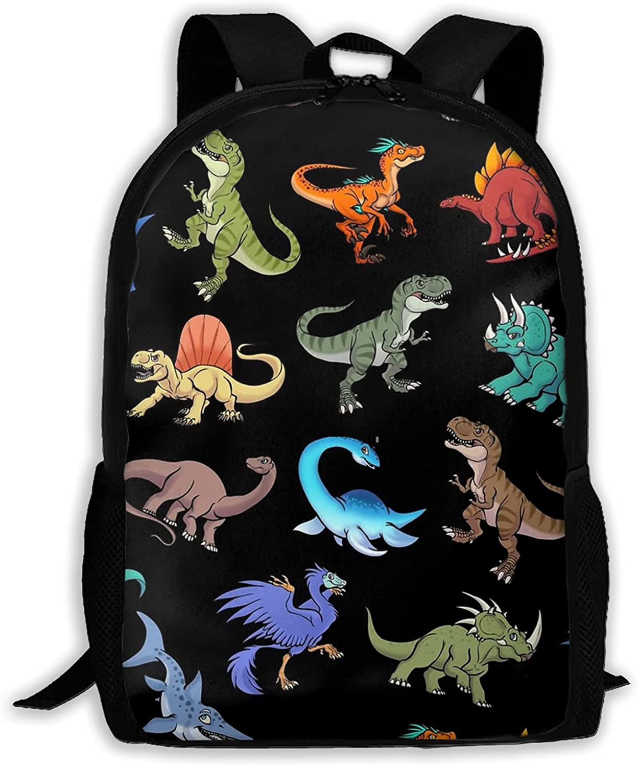 Dinosaur Printed Backpack Teen Boys Laptop And 17 Our shop OFFers the best service 5% OFF Girls