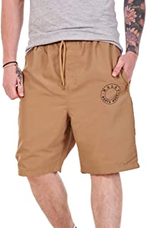 Apparel Mens Quick Dry Swimming Shorts New Plain Logo Mesh Lined Beach Summer Swimwear