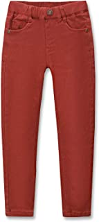 CUNYI Baby Boys' Pull on Jeans Cotton Skinny Jeans