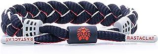 Rastaclat Zone Bracelet Box Set in Black Grey Red, Unisex, One Size