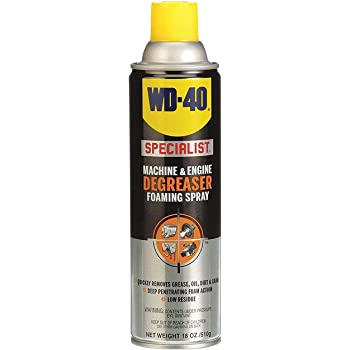 WD40 300070 Specialist Degreaser 18 oz. Spray