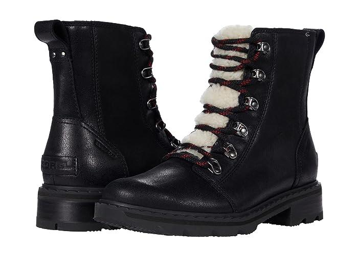 Vintage Winter Retro Boots – Snow, Rain, Cold SOREL Lennox Lace Cozy $199.95 AT vintagedancer.com